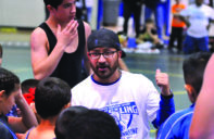Socorro Warriors wrestling coach Joel Partridge and his squad will have to wait until April of 2021 to hit the mats.