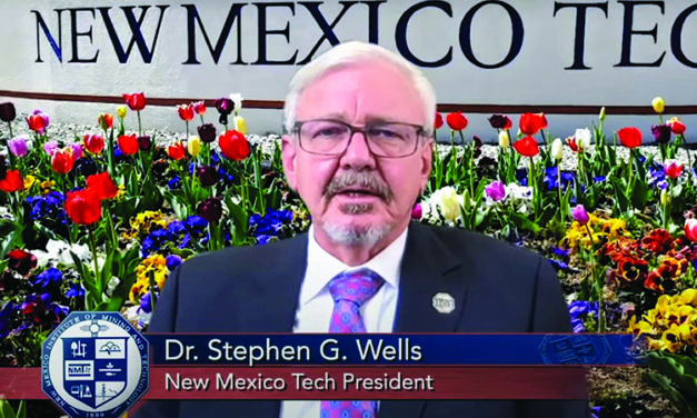 Wells outlines COVID-19 adaptations for New Mexico Tech