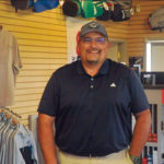 New Mexico Tech Director of Golf shows passion for game and local golfers