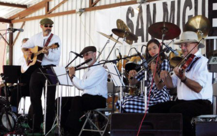 2019 San Miguel Fiesta Band