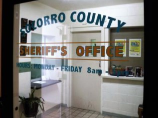 Law and Order – Socorro County Sheriff's Department