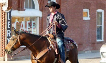 Mirabal on his way to Wyoming
