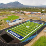 Warrior football field wins award for contractor