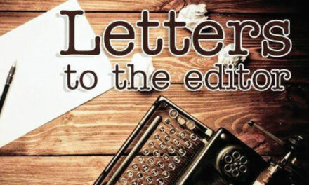 Letter – Vote NO on Constitutional Amendment 1