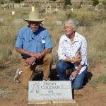 Cattle rustler's Magdalena grave gets new headstone