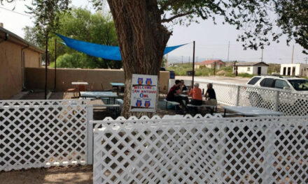 Local restaurants add outdoor dining areas for customers