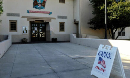 Early voting begins across the state and in Socorro County