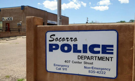 Law and Order: Socorro Police Department