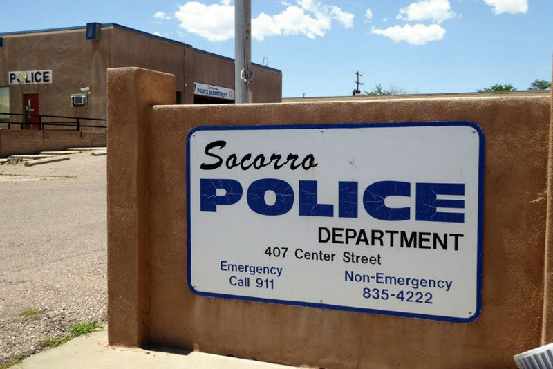 Law and Order – Socorro Police Department