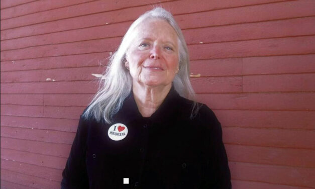 Linda Swisher-Smiley and her homegrown information project