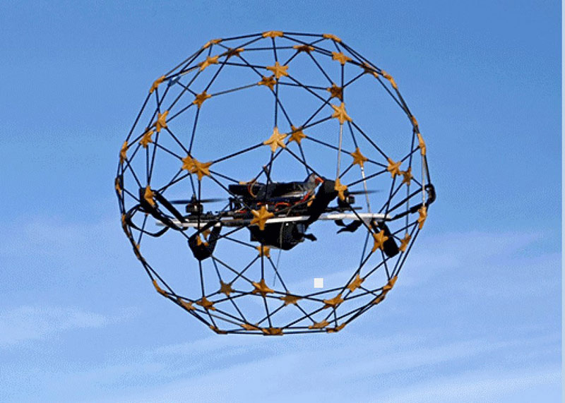 Tech develops drones for mine safety