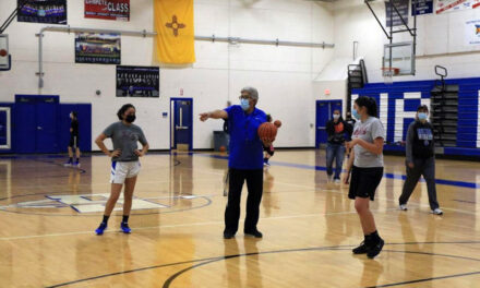 Alvarado takes over for girls basketball program