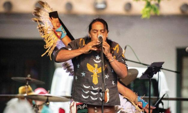 Singing, dancing, storytelling from the pueblo next at PAS