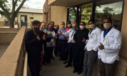 Alamo Clinic receives first vaccines