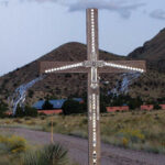 Cross exhibit open through Christmas Eve