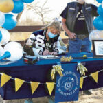 Richardson signs with Cal State Monterey Bay