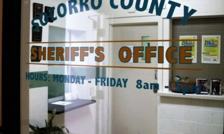 Law and Order: Socorro County Sheriff's Department