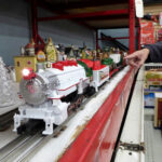 Model trains recall early times