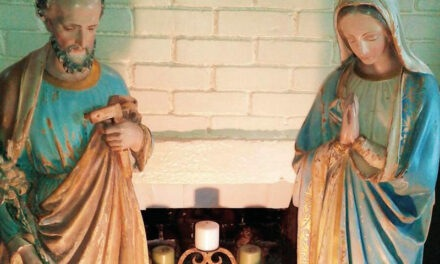 A unique journey for Mary and Joseph