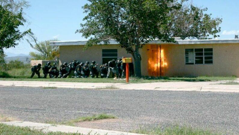 First responder training Playas