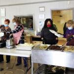DAV hosts Christmas dinner