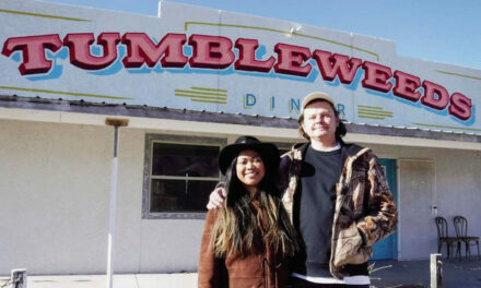 Tumbleweeds brings new life to Magdalena's west end