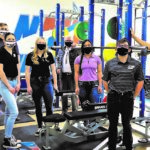 New Mexico Tech opens high intensity gym, boulder wall