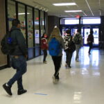 Sarracino Middle School moves to a hybrid-learning-model