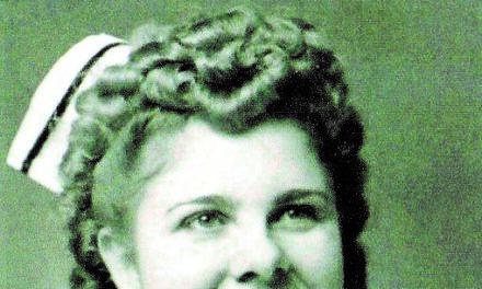 Lillian Raye Moss Dotson