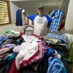 Thrift shop owner's donation making an impact across the border