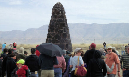 Trinity Site reopens this weekend