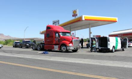 Border Patrol finds 17 people hidden in a semi-truck cab