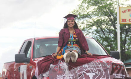 Magdalena High School Graduation 2021 (Photos)