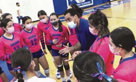Lady Warriors take home two straight