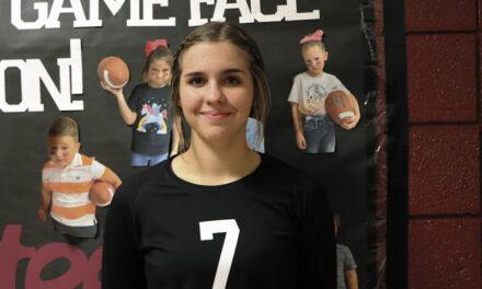 Athlete of the Week: Jorianne Mirabal