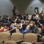 School kids visit Macey Center