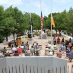 Memorial Day at Isidro Baca Veterans Park (photos)