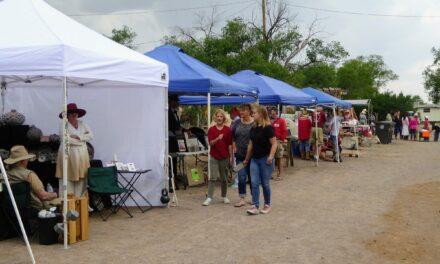 Let the family fun begin; Frontier Festival returns