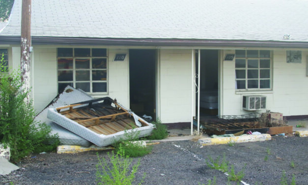 Sands Motel to be condemned