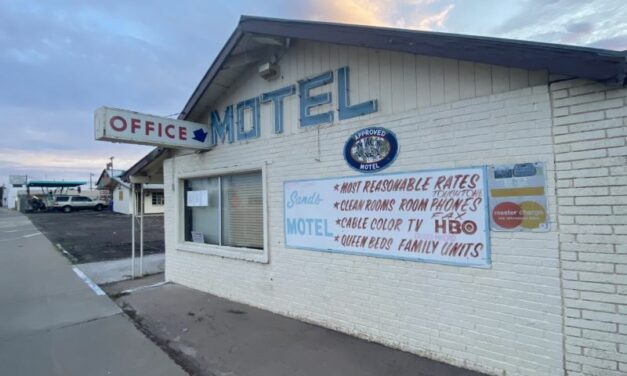City council upholds condemnation of Sands Motel on California Street