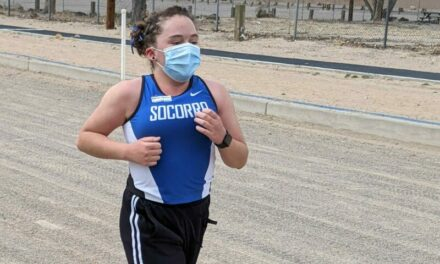 Socorro cross country competes at Small Team Love meet