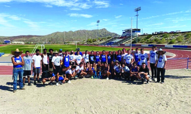 Socorro repeats as district champs at track and field meet