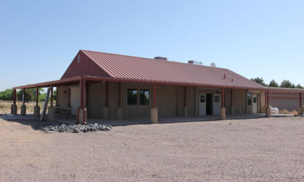 Building complete but volunteers needed  to open Sabinal Community Center