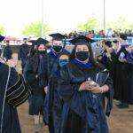 New Mexico Tech graduation