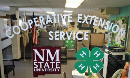 Extension Service moves back to in-person education