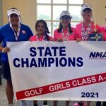 Lady Warriors take first in 3A state championships, Warriors place second