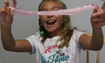 Socorro 9-year-old turns her love for slime making into small business