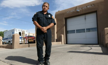 Chief Gonzales retires after being integral part of community for more than 42 years