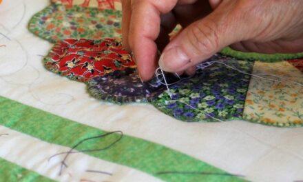 Socorro County Fiber Arts Guild bring quilt to life