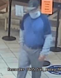 Reward increased for suspected New Mexico serial bank robber